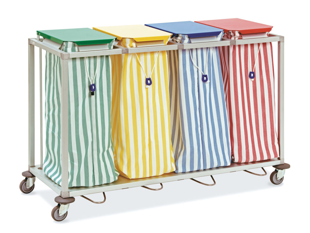 chariots porte sacs poubelle mercura. Black Bedroom Furniture Sets. Home Design Ideas