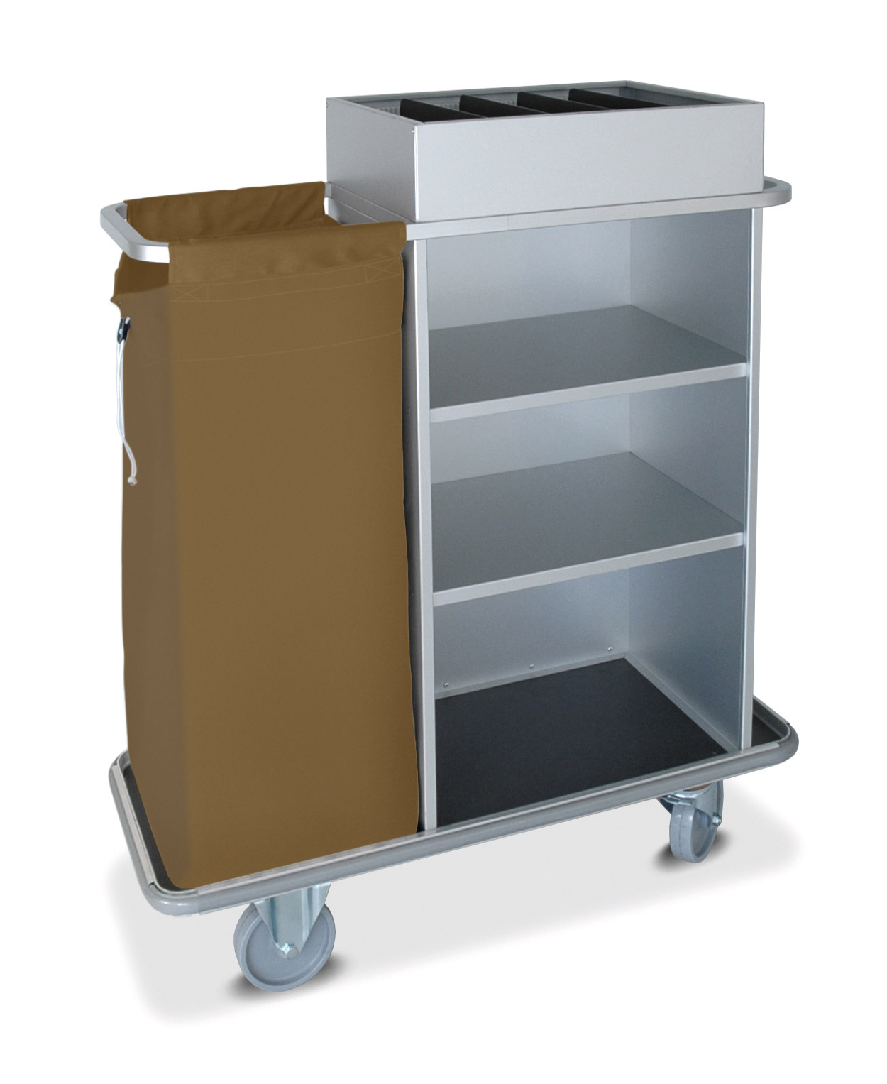 Housekeeping trolleys for hotels and cruise ships - Mercura