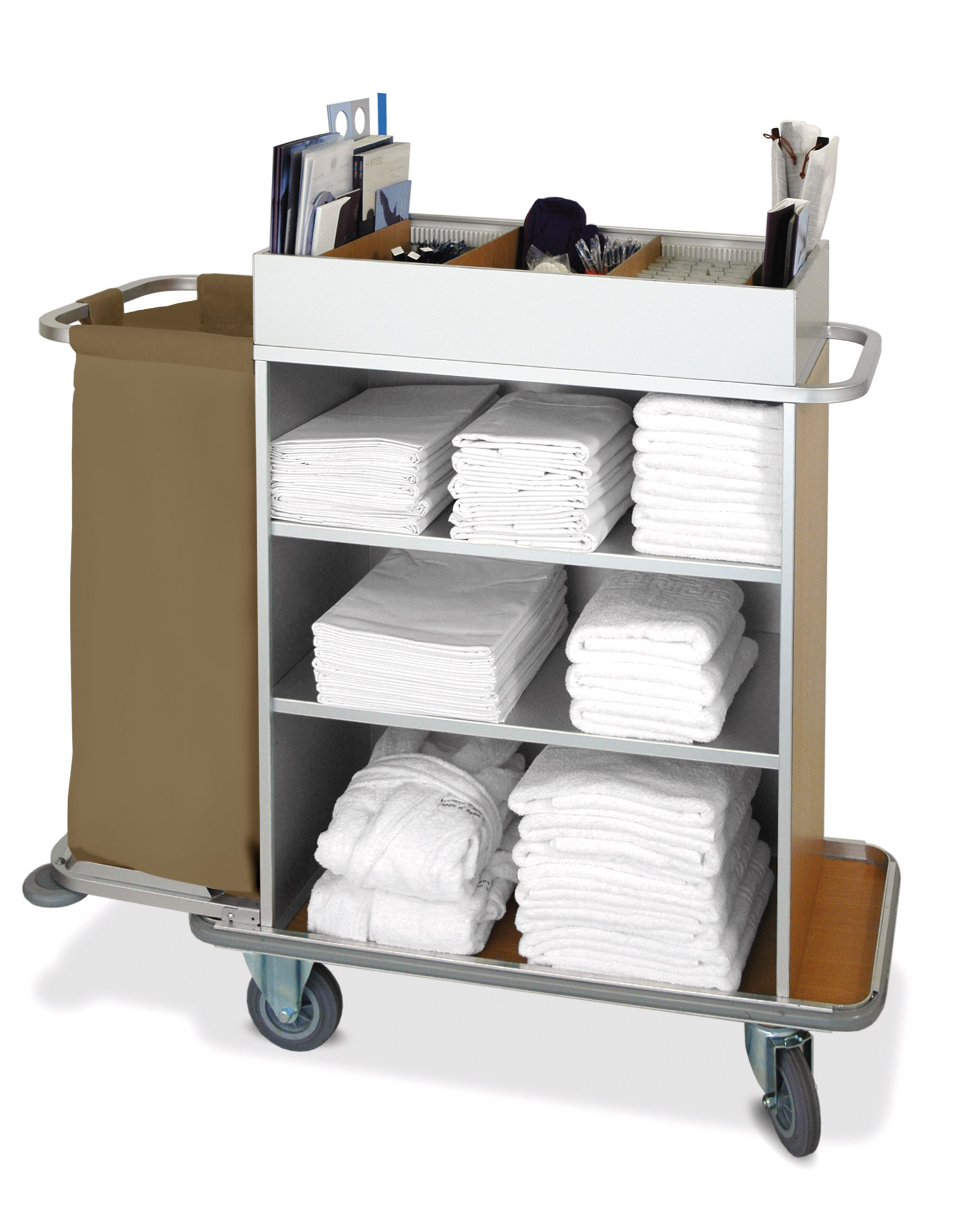 Housekeeping Trolleys For Hotels And Cruise Ships Mercura
