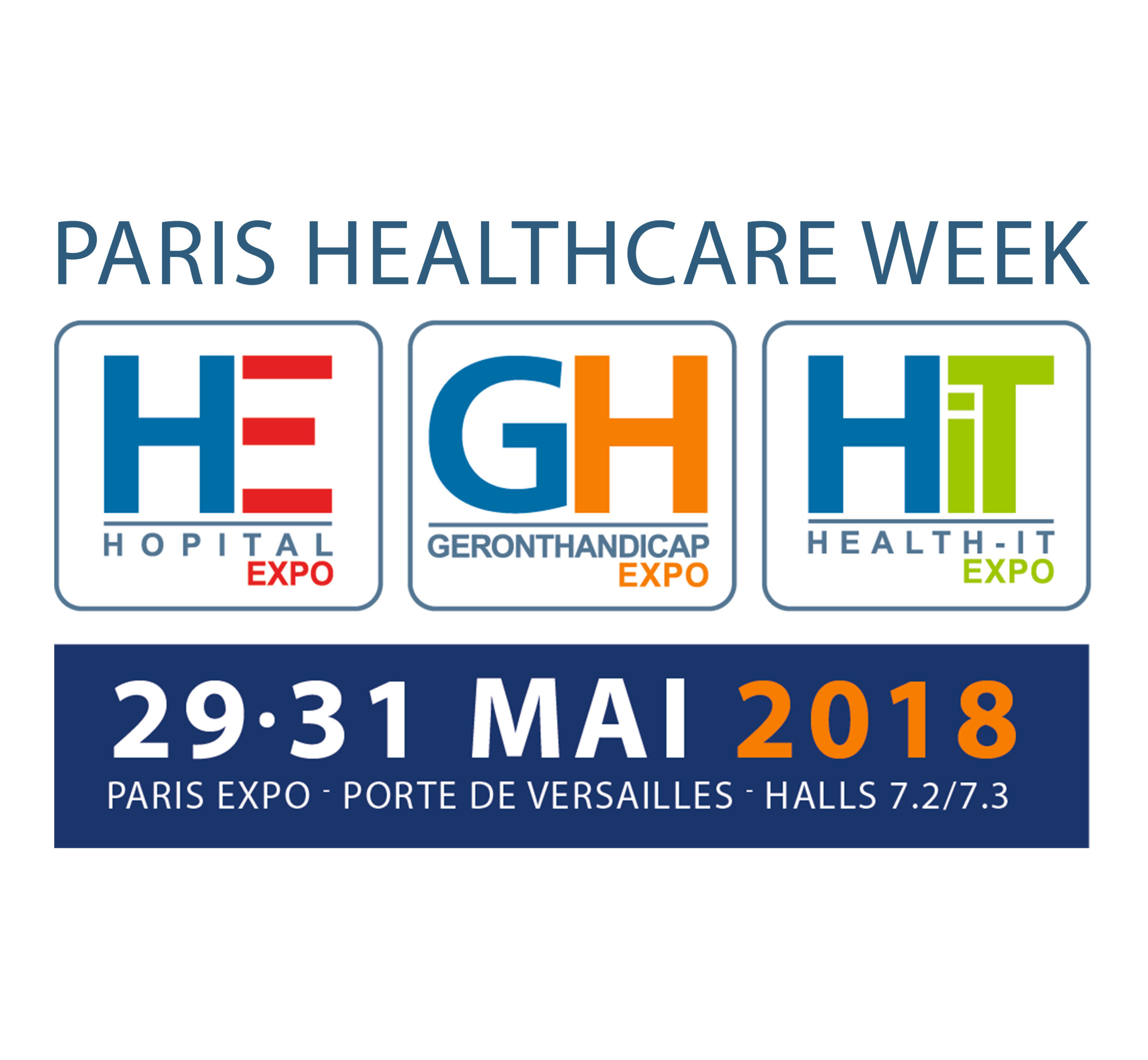 Paris Healthcare Week 2018 - Mercura Industries