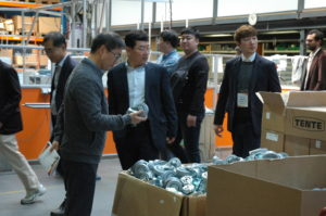 Mercura Industries - World Class 300 Korean Delegation